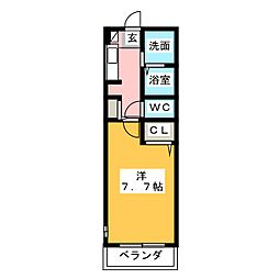 興津駅 4.4万円