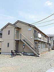 ガーデンハイツ(上飯田)[1階]の外観