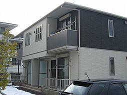 アジュール彦根B[1階]の外観