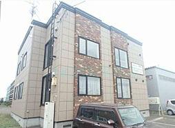 北海道札幌市東区東苗穂三条1丁目の賃貸アパート