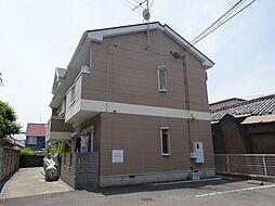 サンハイツ尾崎[1階]の外観