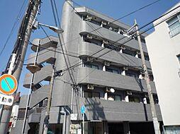 大阪府大阪市平野区流町1丁目の賃貸マンションの外観