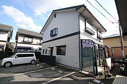 [テラスハウス] 福岡県久留米市東合川町 の賃貸【/】の外観