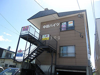 外観,1DK,面積24.84m2,賃料3.0万円,バス くしろバス若草8番地下車 徒歩2分,,北海道釧路市喜多町