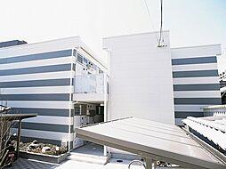レオパレスイン京都[116号室号室]の外観