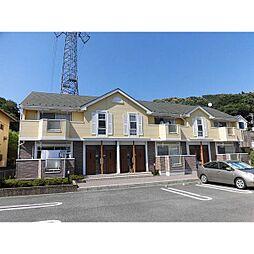 神奈川県川崎市宮前区神木本町2丁目の賃貸アパートの外観