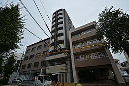 ラッフル千早[3階]の外観