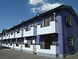 グリーンハイツ三澤パート7[1階]の外観