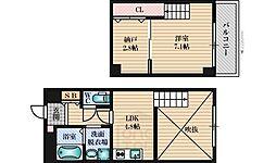 ハイムラポールPart7[1階]の間取り