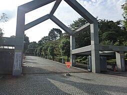 ポルシェ玉川学園[A号室]の外観