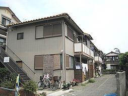 株元ハイツ[1階]の外観