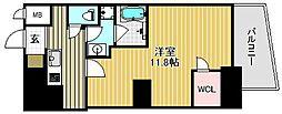 仮称)ヴィレッタ馬場町[8階]の間取り