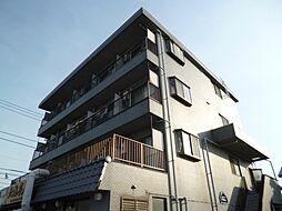 クロスロードサイド[3階]の外観