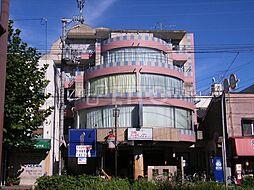 珠光ビル百万遍[3階]の外観