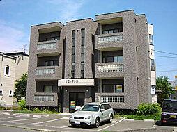北海道札幌市東区北三十一条東19丁目の賃貸マンションの外観