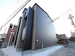 愛知県名古屋市中村区烏森町1丁目の賃貸アパートの外観