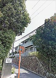 プレステージ千里山[1階]の外観