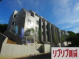 千葉県千葉市中央区矢作町の賃貸マンションの外観