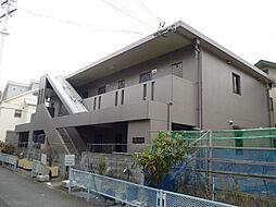 ハイツキノシタ[2階]の外観