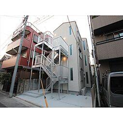 サンビレッジ川崎[3階]の外観