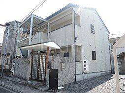 京都府京都市伏見区深草西出町の賃貸アパートの外観