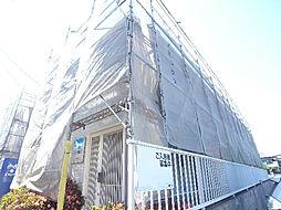 サンハイム鎌ケ谷B[2階]の外観