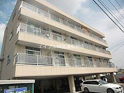 岡山県倉敷市下庄丁目なしの賃貸マンションの外観