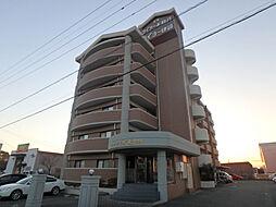 福岡県久留米市東合川3丁目の賃貸マンションの外観