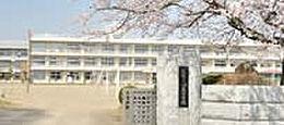 川島小学校まで1500m、お子さまを育む学校が身近にあります。お子さまの通学も安心です。