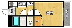 ステラハウス9[3階]の間取り
