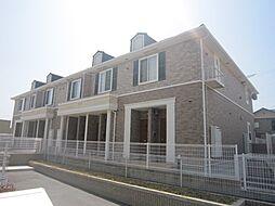 愛知県豊田市浄水町伊保原の賃貸アパートの外観