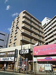 千葉県千葉市稲毛区小仲台2丁目の賃貸マンションの外観