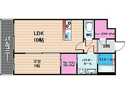 竹下駅 6.2万円