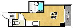 クワドリフォリオ[2階]の間取り