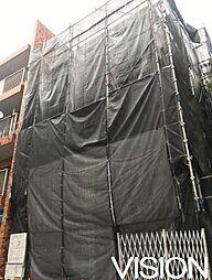 東尾久3丁目新築マンション[201号室]の外観