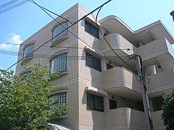 兵庫県伊丹市桜ケ丘4丁目の賃貸マンションの外観
