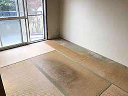 明るく広々とした約6畳の和室でゆったりと過ごす事が出来ます。