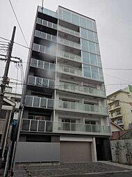 ジリオ大阪城南[203(C)号室]の外観