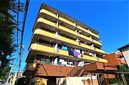 サンハイツ東大和[3階]の外観