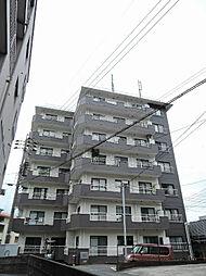 黒原スカイマンション[1階]の外観