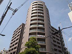 トリニティ北川口[2階]の外観