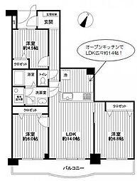 稲毛パークハウスE棟