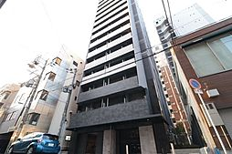 大阪府大阪市西区江戸堀2丁目の賃貸マンションの外観