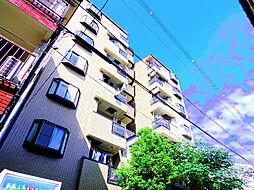 ゴールドマンションII[1階]の外観