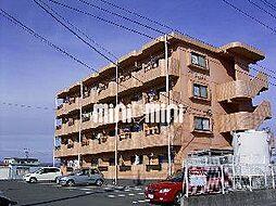 マンションラッフルズ[4階]の外観