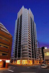 KDXレジデンス大濠ハーパーピュータワー[13階]の外観