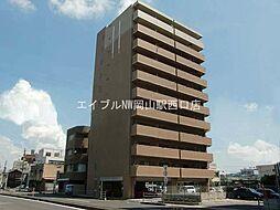 マンションニューヨーク医大東[4階]の外観
