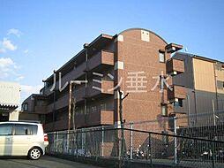 ニューバーリヤ学院坂[1階]の外観