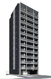 ブルースクエアー響IV[605号室]の外観