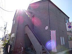 アマーヒルズ・B[1階]の外観